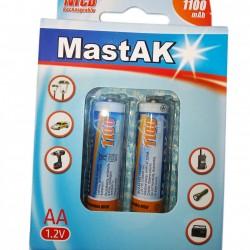 MastAK 1100MAH Ns-Cd