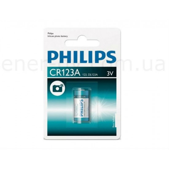 Philips CR123A
