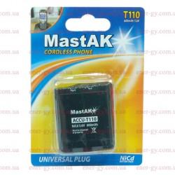 MastAK T110