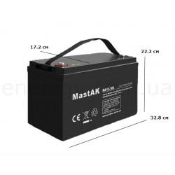 MASTAK MA12-100