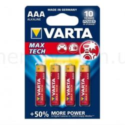 VARTA MAX TECH AAA