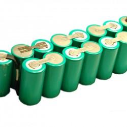 Ремонт изготовление аккумулятора для пылесоа BYD SC 2000mAh