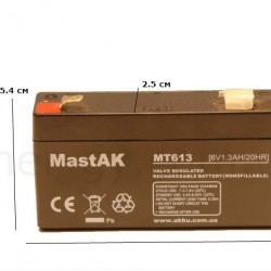 MASTAK MT613