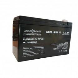 AGM LPM 12v 7.2Ah
