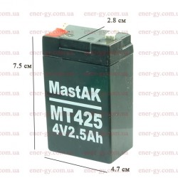 MASTAK MT425