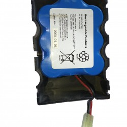 Замена аккумулятор для пылесоса 9p HPSC-1500