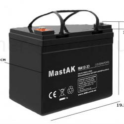 MASTAK MA12330