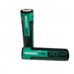 VIDEX 18650 3400mAh Li-ion