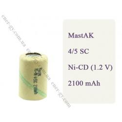 (4/5SC) MASTAK 2.1Ah