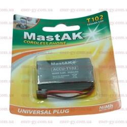 MastAK T-102