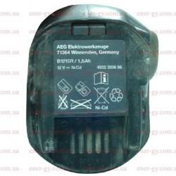 AEG B1215R 12v SC 1300 mAh