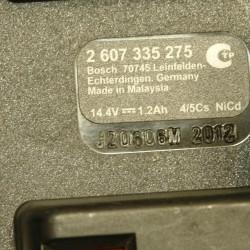 Bosch 70745 14.4v