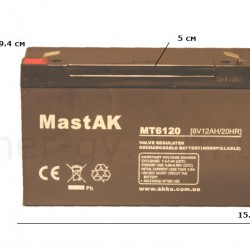MASTAK MT6120