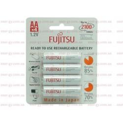 Fujitsu 2000mAh Ready to use