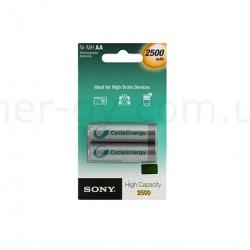 Sony 2500mAh