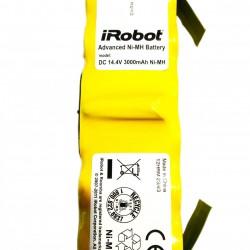 Замена аккумулятора для пылесоса IRobot 14.4v 3300mAh Ni-MH