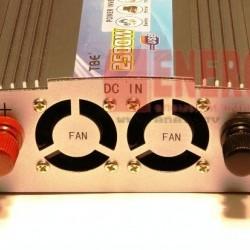 Преобразователь с 12v-220v  2500Watt
