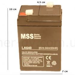 MSS  LA640