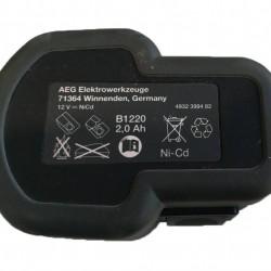AEG B1 220 12V Ni-Gd 2Ah