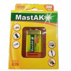 Аккумулятор крона MastAK 8.4V 300mAh