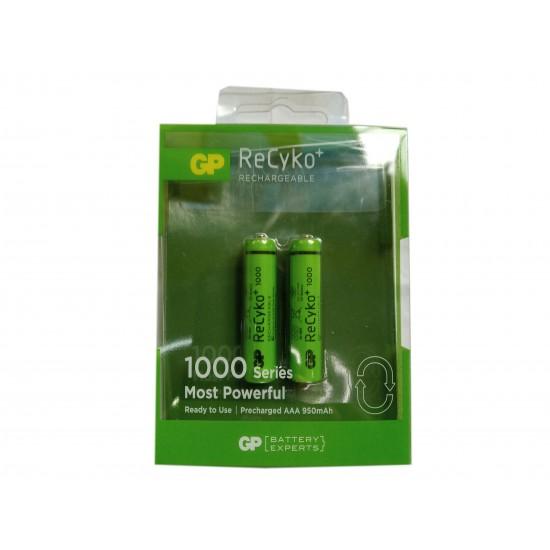 Аккумулятор GP ReCyko 950mAh