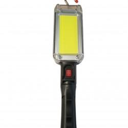 Аккумуляторный фонарь ZJ- 8859, WD 029
