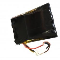 Аккумулятор Detex code 1704 12v 4000mAh Ni-Mh