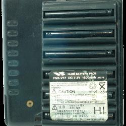 Ремонт перепаковка аккумулятора Vertex FNB-V57 7,2V