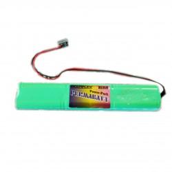 Аккумулятор PERMABATT multiplex 7.2v Ni-Mh