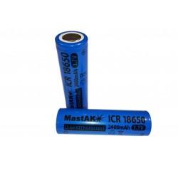 MastAK ICR18650 2400mAh